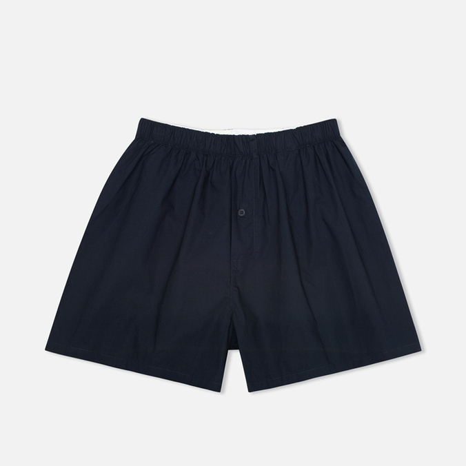 Мужские трусы Norse Projects Cotton Poplin Navy