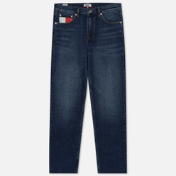 Женские джинсы Tommy Jeans Izzy High Rise Slim Ankle Violet Dark Blue Rig