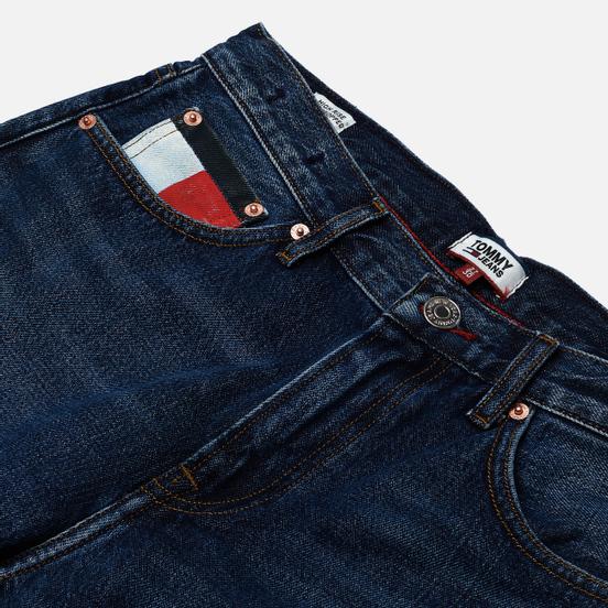 Женские джинсы Tommy Jeans Izzy High Rise Slim Ankle Violet Dark Blue Rig