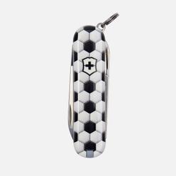 Карманный нож Victorinox Classic LE2020 World Of Soccer White