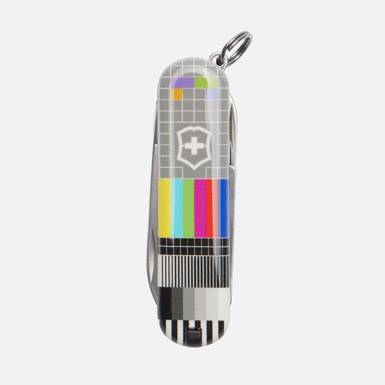 Карманный нож Victorinox Classic Retro TV Multi-Color