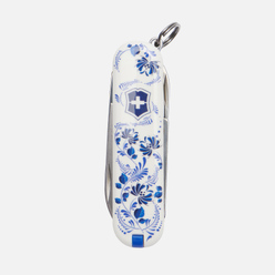 Карманный нож Victorinox Classic Porcelain Elegance White/Navy