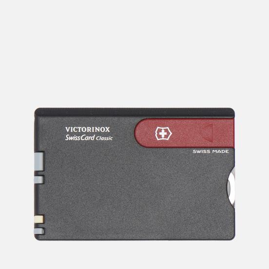 Многофункциональный набор Victorinox Classic Black/Red