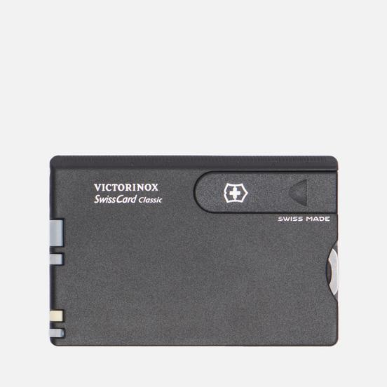 Многофункциональный набор Victorinox Classic Black