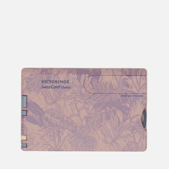 Многофункциональный набор Victorinox Classic Spring Spirit Pink