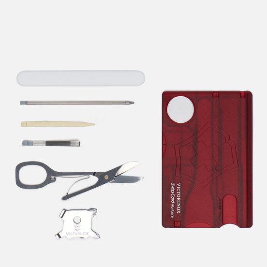Многофункциональный набор Victorinox Nailcare Red