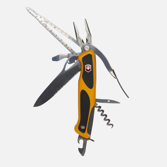 Карманный нож Victorinox RangerGrip Boatsman Yellow/Black