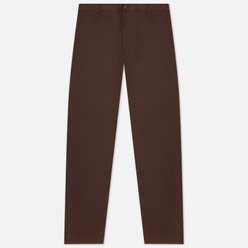 Мужские брюки Universal Works Military Chino Twill Chocolate