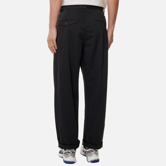 Мужские брюки Universal Works Bakers Twill Black