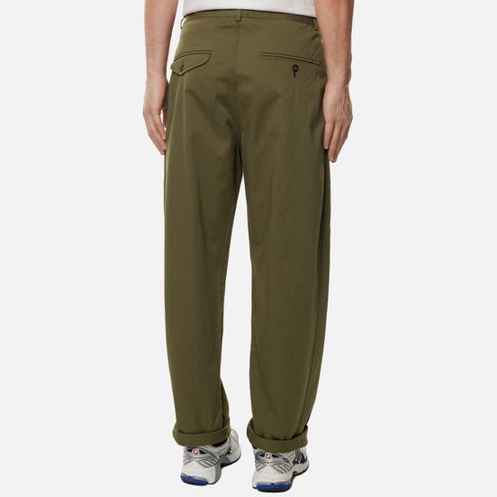 Мужские брюки Universal Works Bakers Twill Light Olive