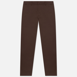 Мужские брюки Universal Works Aston Twill Chocolate