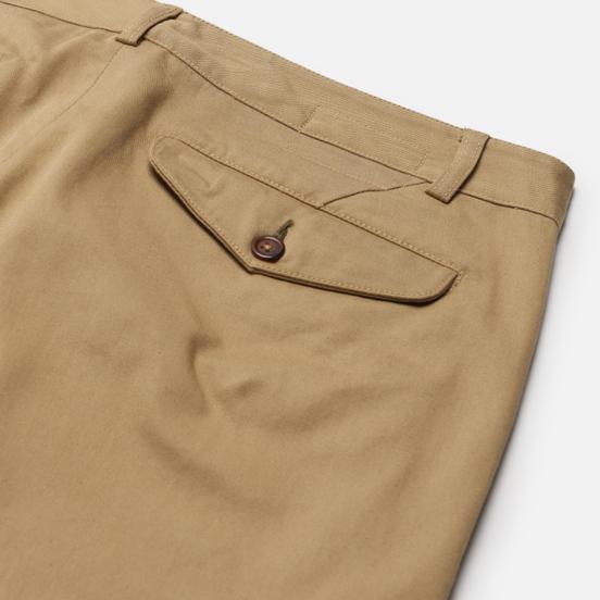 Мужские брюки Universal Works Aston Twill Tan