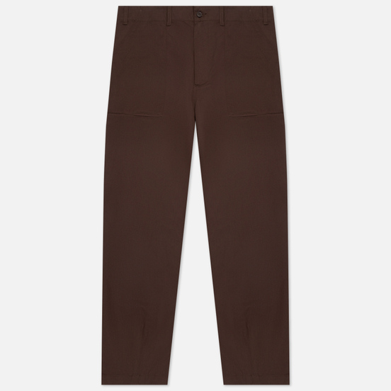 Мужские брюки Universal Works Fatigue Twill Chocolate
