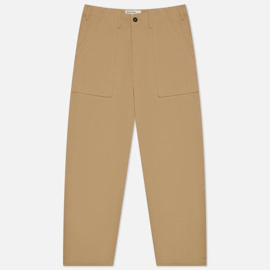 Мужские брюки Universal Works Fatigue Twill Tan