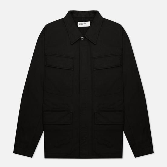 Мужская куртка Universal Works MW Fatigue Twill Black