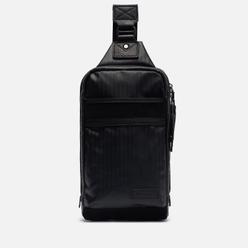 Сумка Master-piece Density Shoulder 2L Herrinbone Coating Black