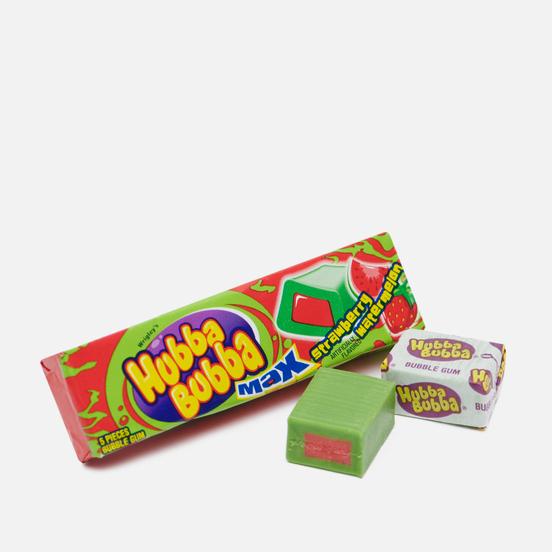 Жевательная резинка Hubba Bubba Max Strawberry Watermelon