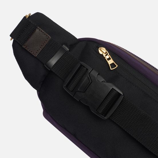 Сумка на пояс Master-piece Link v2 Purple