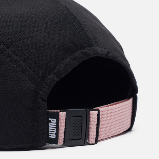 Кепка Puma Five-Panel Black