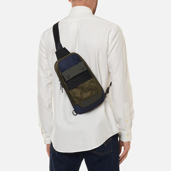 Сумка Master-piece Age Front Pack Olive