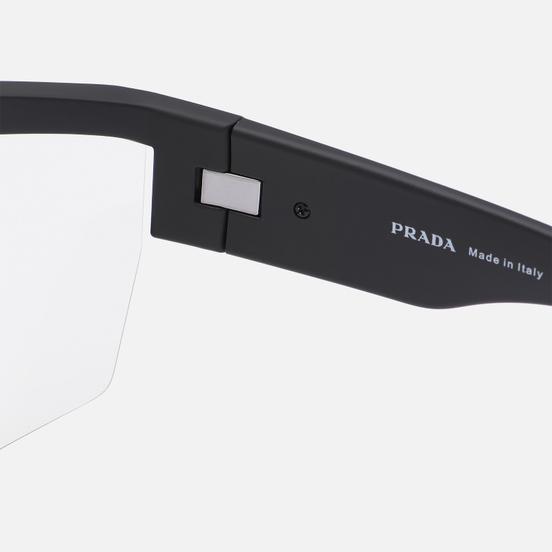 Солнцезащитные очки Prada Linea Rossa 03XS-DG009H-0N Black Rubber/Clear/External Ar Blu