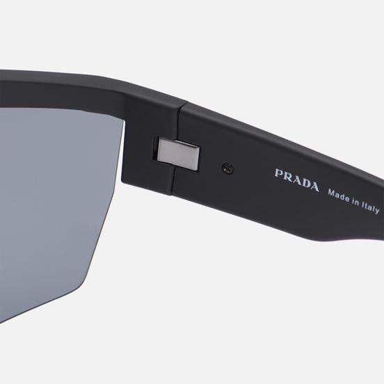 Солнцезащитные очки Prada Linea Rossa 03XS-DG05Z1-3P Polarized Black Rubber/Polar Grey