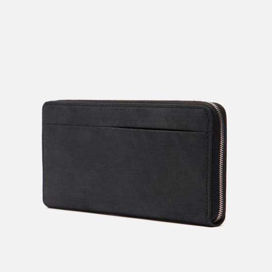 Кошелек Master-piece Scratch Zip Large Black
