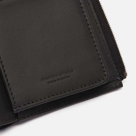 Кошелек Master-piece Scratch Zip Small Black