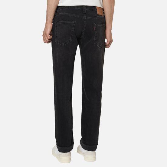 Мужские джинсы Levi's 511 Slim Fit Black Caboose