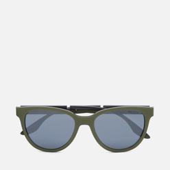 Солнцезащитные очки Prada Linea Rossa 05XS-03S0D3-3N Military Rubber/Ardesia/Light Grey Mirror Black