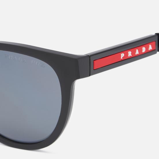 Солнцезащитные очки Prada Linea Rossa 05XS-DG002G-3P Polarized Black Rubber/Black/Polar Dark/Grey