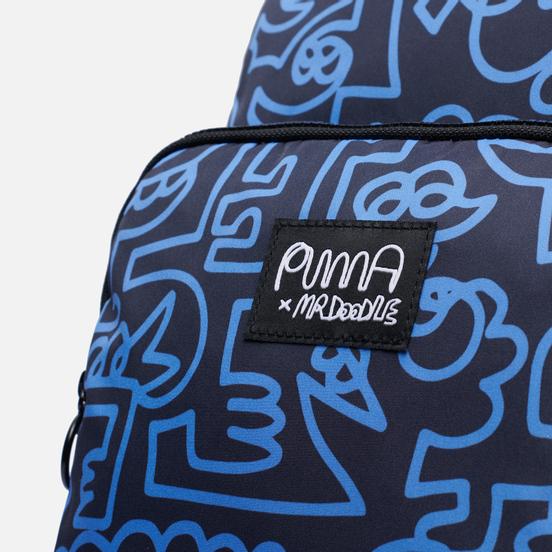Рюкзак Puma x Mr Doodle Print Black/All Over Print