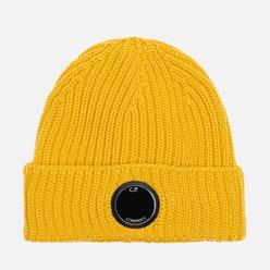 Шапка C.P. Company Extrafine Merino Wool Lens Mineral Yellow