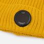 Шапка C.P. Company Extrafine Merino Wool Lens Mineral Yellow фото - 1
