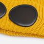 Шапка C.P. Company Extrafine Merino Wool Goggle Mineral Yellow фото - 1