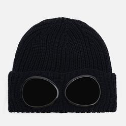 Шапка C.P. Company Extrafine Merino Wool Goggle Black