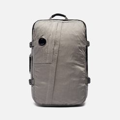 Рюкзак C.P. Company Nylon Satin Garment Dyed Travel Quiet Grey