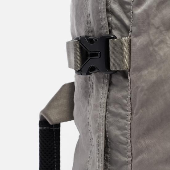 Рюкзак C.P. Company Nylon Satin Garment Dyed Travel Quiet Grey