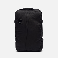 Рюкзак C.P. Company Nylon Satin Garment Dyed Travel Black
