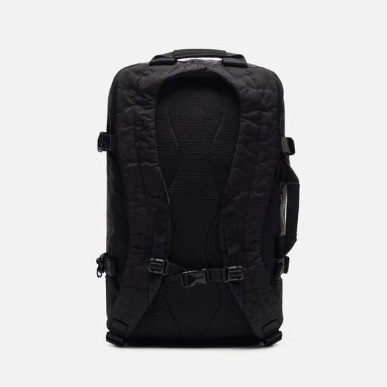 Рюкзак C.P. Company Nylon Satin Garment Dyed Travel Black