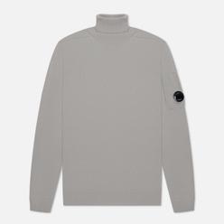 Мужской свитер C.P. Company Turtle Neck Merino Wool Quiet Grey