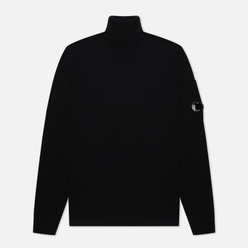 Мужской свитер C.P. Company Turtle Neck Merino Wool Black