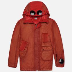 Мужская куртка C.P. Company Prismatic Rip-Stop Membrane Google Pompeian Red
