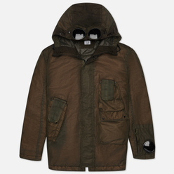 Мужская куртка C.P. Company Prismatic Rip-Stop Membrane Google Ivy Green