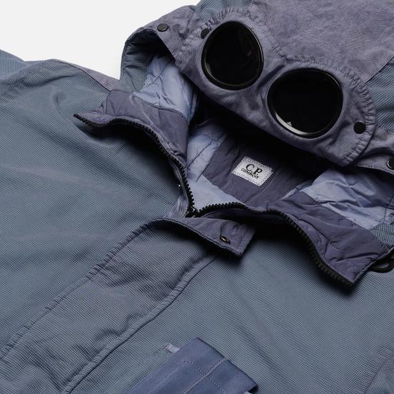 Мужская куртка C.P. Company Prismatic Rip-Stop Membrane Google Blue Fog