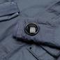 Мужская куртка C.P. Company Prismatic Rip-Stop Membrane Google Blue Fog фото - 2