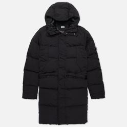 Мужская куртка парка C.P. Company Nycra-R Nylon Econyl Black