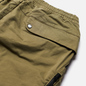 Мужские брюки C.P. Company Cargo Garment Dyed Stretch Sateen Martini Olive фото - 2