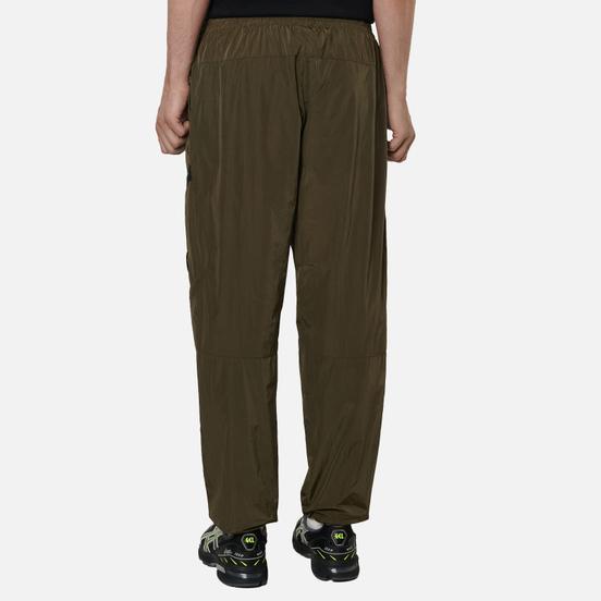Мужские брюки C.P. Company Chrome Lens Pocket Garment Dyed Ivy Green
