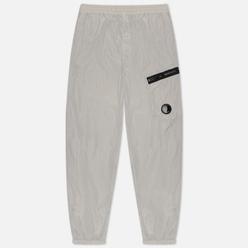 Мужские брюки C.P. Company Chrome Lens Pocket Garment Dyed Quiet Grey